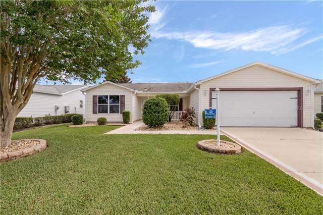 887 Henderson Lane, The Villages, FL 32162 (MLS #G5021805) :: Delgado Home Team at Keller Williams