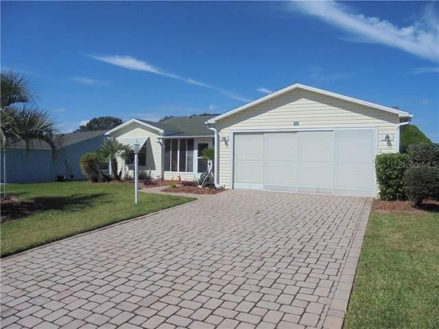 1411 Sonoma Lane, Lady Lake, FL 32159 (MLS #G5021806) :: Cartwright Realty