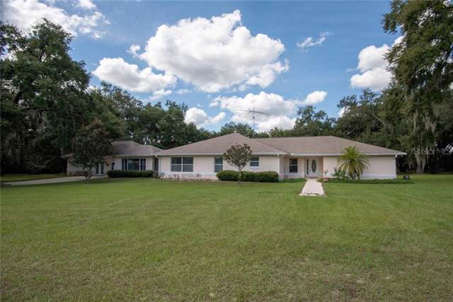 8201 SE 180TH Street, Oxford, FL 34484 (MLS #G5021841) :: Bustamante Real Estate
