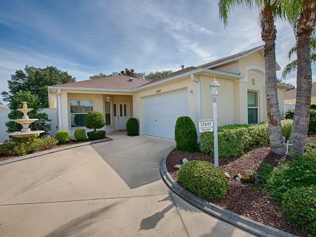 17487 SE 84TH FOXGROVE Avenue, The Villages, FL 32162 (MLS #G5021852) :: Premium Properties Real Estate Services
