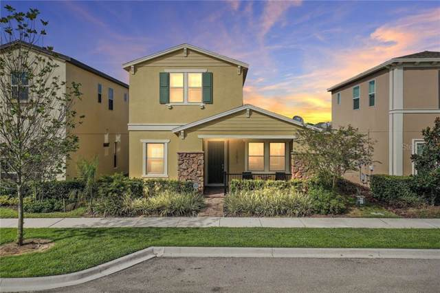 17077 Harbor Oak Parkway, Winter Garden, FL 34787 (MLS #G5021941) :: Burwell Real Estate