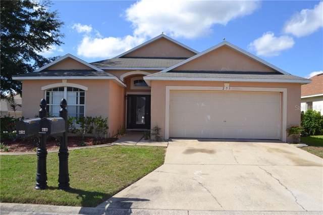 253 Purslane Pass, Davenport, FL 33897 (MLS #G5021951) :: Team Bohannon Keller Williams, Tampa Properties