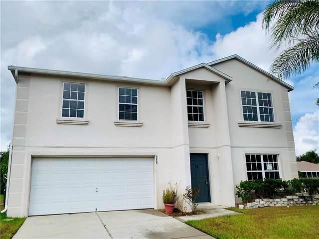 588 Southridge Road, Clermont, FL 34711 (MLS #G5021953) :: Keller Williams Realty Peace River Partners