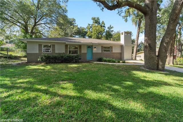 189 N Lake Franklin Drive, Mount Dora, FL 32757 (MLS #G5022013) :: Cartwright Realty