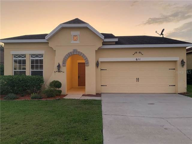 631 Woods Landing Drive, Minneola, FL 34715 (MLS #G5022022) :: Kendrick Realty Inc