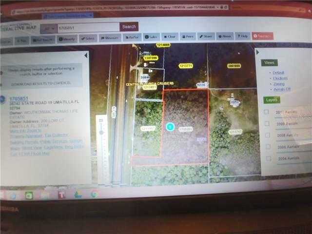 36742 State Road 19, Umatilla, FL 32784 (MLS #G5022064) :: Better Homes & Gardens Real Estate Thomas Group