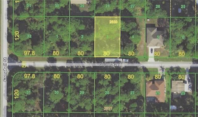 12046 Joyner Avenue, Port Charlotte, FL 33953 (MLS #G5022164) :: The Duncan Duo Team