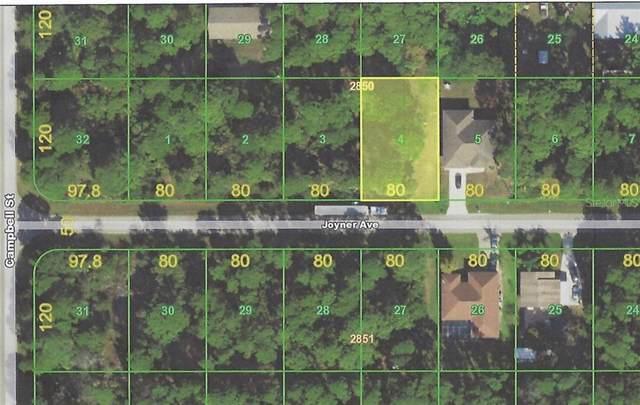 12054 Joyner Avenue, Port Charlotte, FL 33953 (MLS #G5022167) :: The Duncan Duo Team