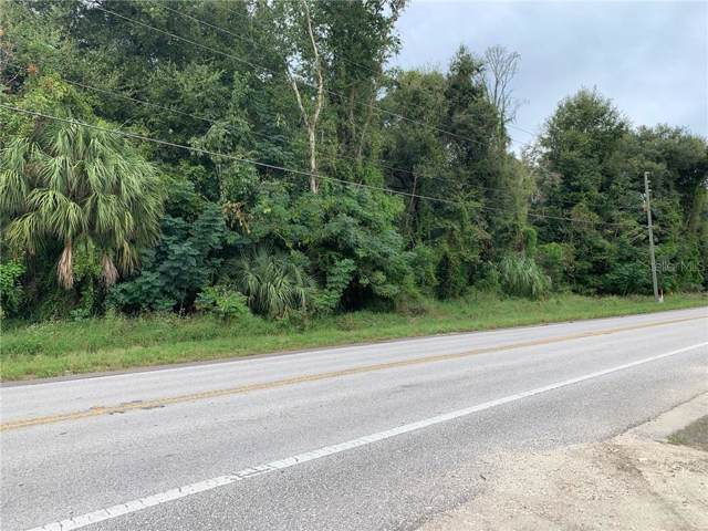 S Highway 25 Highway, Weirsdale, FL 32195 (MLS #G5022296) :: Rabell Realty Group