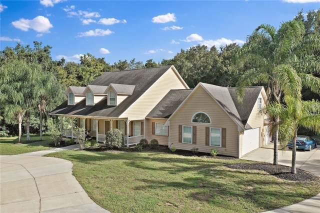 1025 Shore Acres Drive, Leesburg, FL 34748 (MLS #G5022342) :: Team Bohannon Keller Williams, Tampa Properties