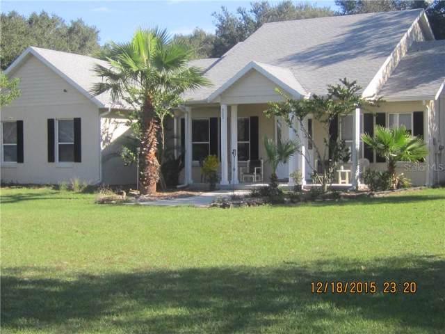 9622 Doctor Baker Road, Groveland, FL 34736 (MLS #G5022394) :: 54 Realty