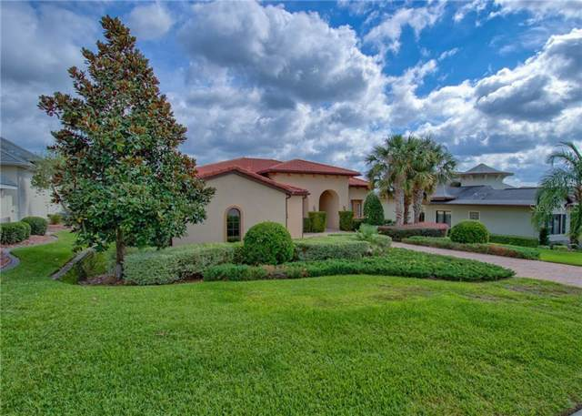 38716 Oak Place Court, Lady Lake, FL 32159 (MLS #G5022428) :: Team Bohannon Keller Williams, Tampa Properties
