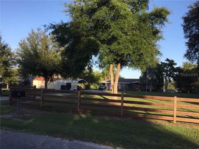 15821 Wilson Parrish Road, Umatilla, FL 32784 (MLS #G5022699) :: Cartwright Realty