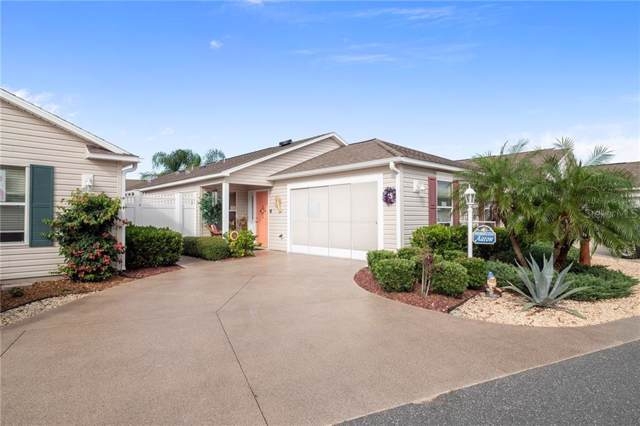 1838 Boxwood Terrace, The Villages, FL 32162 (MLS #G5022707) :: Realty Executives in The Villages
