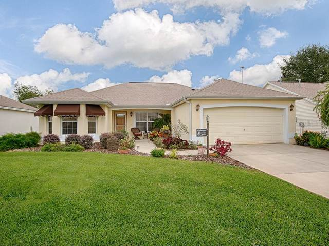 8352 SE 168TH TRINITY Place, The Villages, FL 32162 (MLS #G5022729) :: Griffin Group