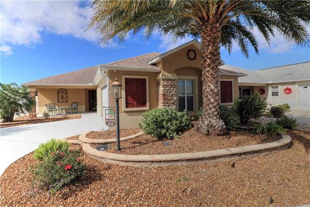 610 D Angelo Lane, The Villages, FL 32162 (MLS #G5022782) :: Realty Executives in The Villages