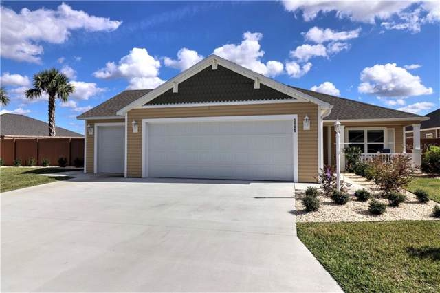 5995 Caulk Court, The Villages, FL 32163 (MLS #G5022812) :: Realty Executives in The Villages