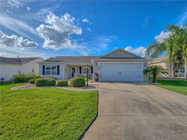 940 Eastmont Court, The Villages, FL 32162 (MLS #G5022833) :: Realty Executives in The Villages