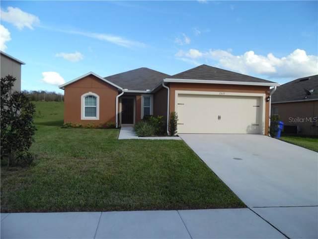 2519 Valhalla Drive, Tavares, FL 32778 (MLS #G5022848) :: Kendrick Realty Inc