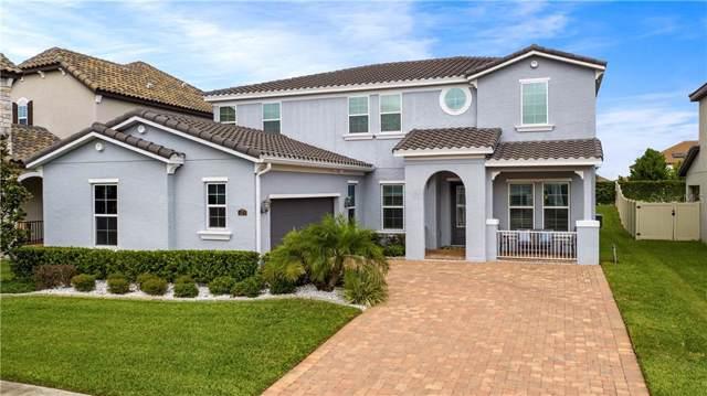 16629 Toccoa Row, Winter Garden, FL 34787 (MLS #G5022855) :: The Price Group