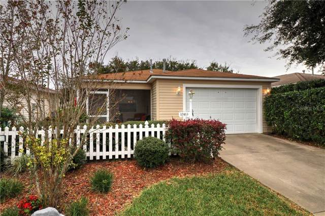 17413 SE 82ND ALBEMARLE Avenue, The Villages, FL 32162 (MLS #G5022861) :: Realty Executives in The Villages