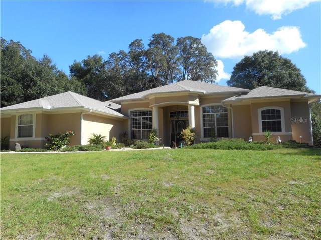 41030 Oak Grove Road, Weirsdale, FL 32195 (MLS #G5022871) :: Charles Rutenberg Realty