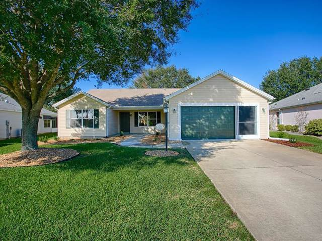 1306 Camero Drive, The Villages, FL 32159 (MLS #G5022906) :: Realty Executives in The Villages