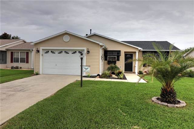863 Henderson Lane, The Villages, FL 32162 (MLS #G5022940) :: Realty Executives in The Villages