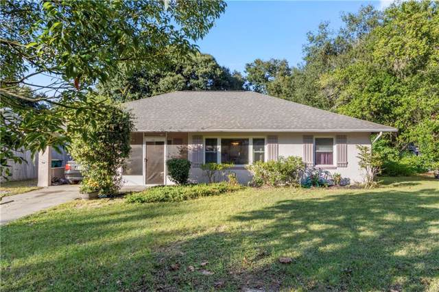 811 E 9TH Avenue, Mount Dora, FL 32757 (MLS #G5022957) :: Cartwright Realty