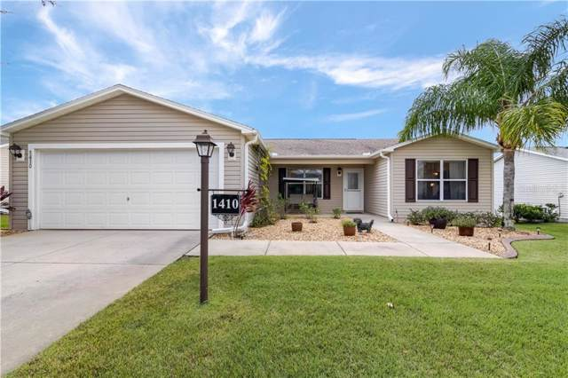 1410 Blueberry Way, The Villages, FL 32162 (MLS #G5022968) :: Realty Executives in The Villages