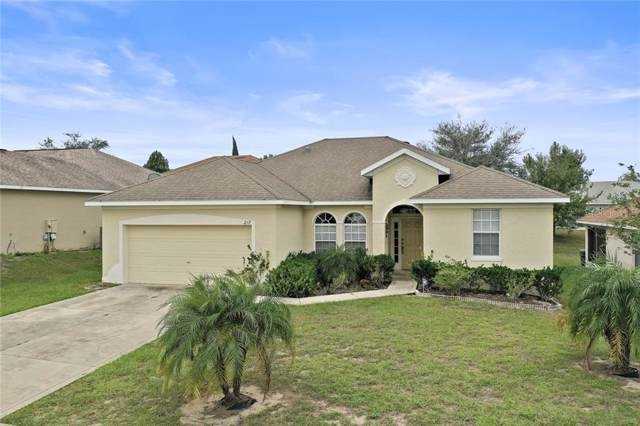 217 Round Man Street, Leesburg, FL 34748 (MLS #G5022973) :: Cartwright Realty