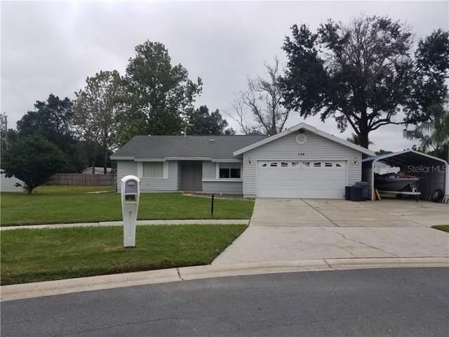 148 N Ulysses Drive #1, Apopka, FL 32703 (MLS #G5022993) :: Rabell Realty Group