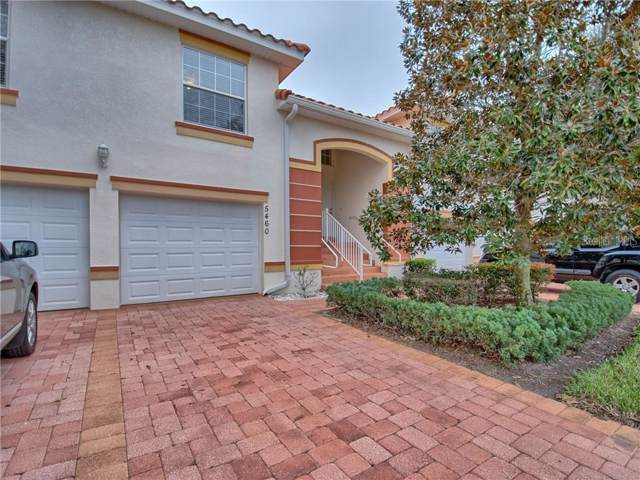 5460 Compass Point #5460, Oxford, FL 34484 (MLS #G5023049) :: GO Realty