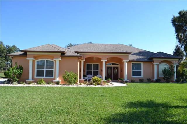 27416 Hammock View Court, Yalaha, FL 34797 (MLS #G5023078) :: The Duncan Duo Team