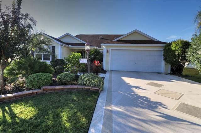 277 Bishopville Loop, The Villages, FL 32162 (MLS #G5023108) :: 54 Realty