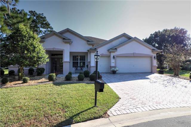 9070 SE 121ST Place, Summerfield, FL 34491 (MLS #G5023116) :: The Duncan Duo Team