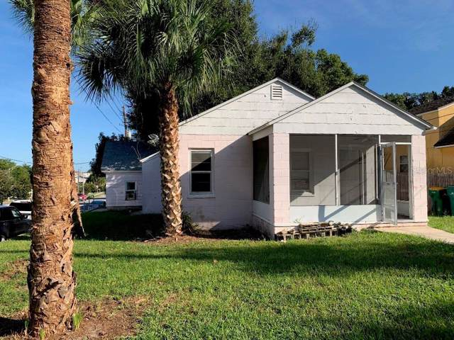 103 E Lemon Avenue, Eustis, FL 32726 (MLS #G5023186) :: The Duncan Duo Team