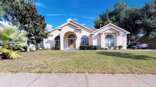 1611 Indian Shore Drive, Clermont, FL 34711 (MLS #G5023248) :: Team Bohannon Keller Williams, Tampa Properties