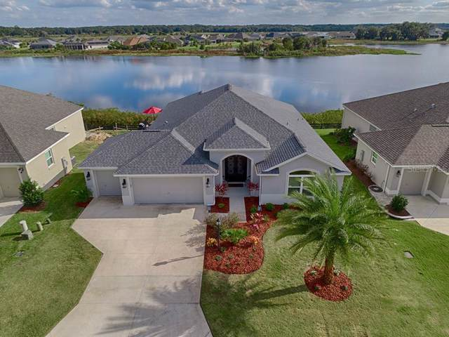 897 Vaughn Way, The Villages, FL 32163 (MLS #G5023251) :: Realty Executives in The Villages