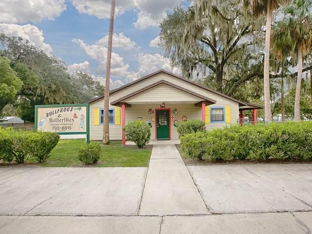 102 S Highland Street, Bushnell, FL 33513 (MLS #G5023259) :: Bustamante Real Estate