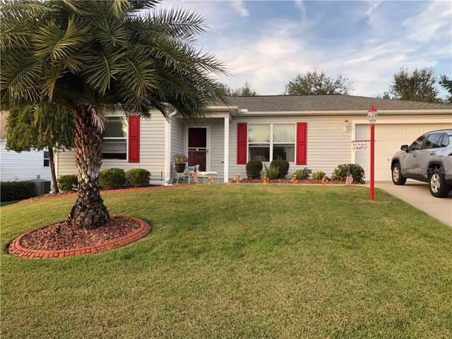 447 Arbella Loop, The Villages, FL 32162 (MLS #G5023272) :: Griffin Group