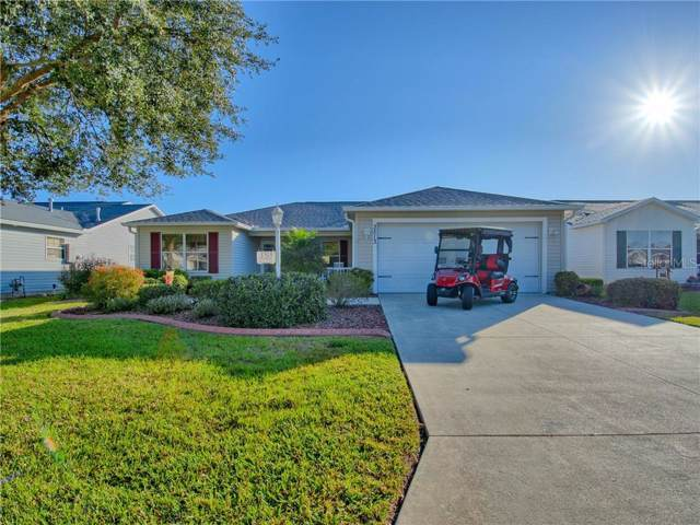 3513 Idlewood Loop, The Villages, FL 32162 (MLS #G5023296) :: Realty Executives in The Villages