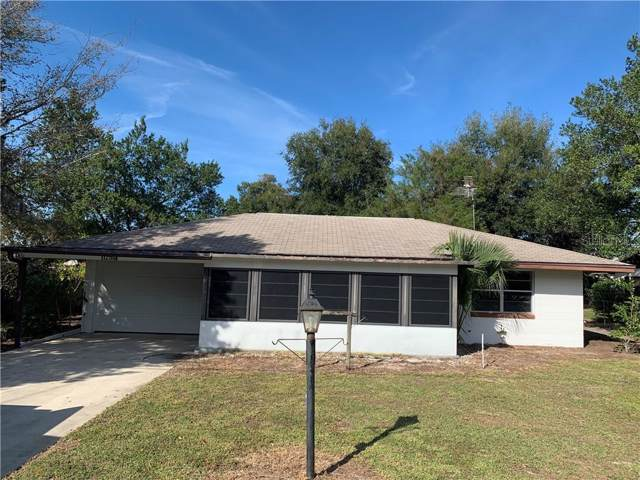 1256 County Road 463, Lake Panasoffkee, FL 33538 (MLS #G5023334) :: Griffin Group