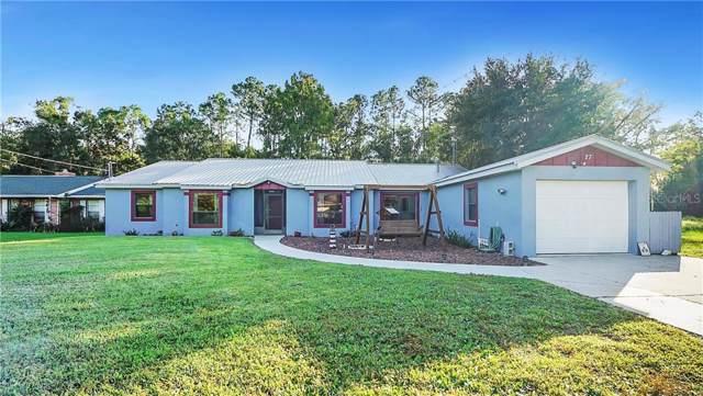 27 Lonesome Pine Trail, Yalaha, FL 34797 (MLS #G5023372) :: The Nathan Bangs Group