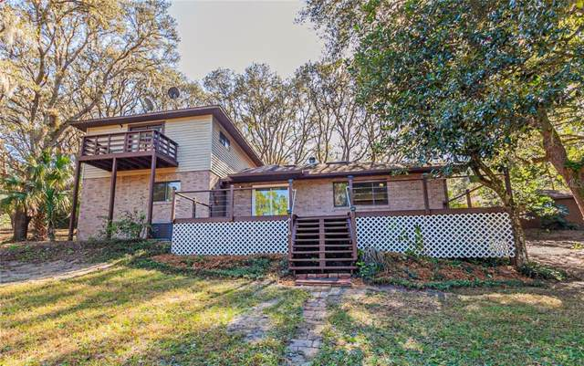 5035 Marion County Road, Weirsdale, FL 32195 (MLS #G5023375) :: The Duncan Duo Team