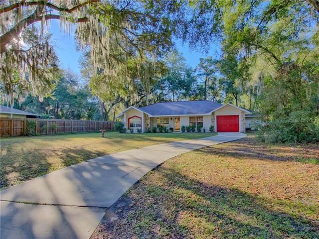 1101 Cr 463B, Lake Panasoffkee, FL 33538 (MLS #G5023387) :: Delgado Home Team at Keller Williams