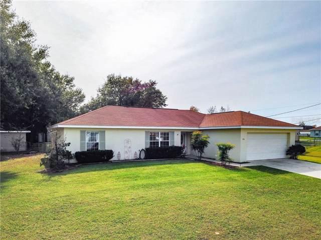 156 Juniper Way, Ocala, FL 34480 (MLS #G5023390) :: McConnell and Associates