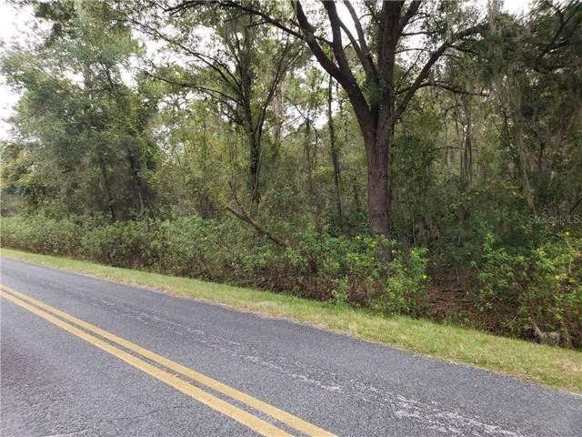 N Emeralda Island Road N, Leesburg, FL 34788 (MLS #G5023421) :: Team Bohannon Keller Williams, Tampa Properties