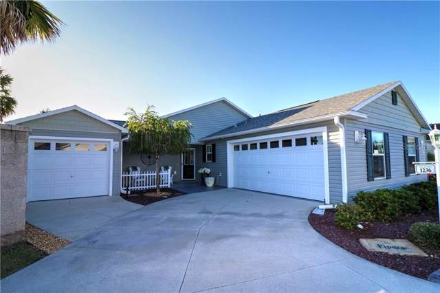 1236 Tambourine Terrace, The Villages, FL 32163 (MLS #G5023433) :: Realty Executives in The Villages