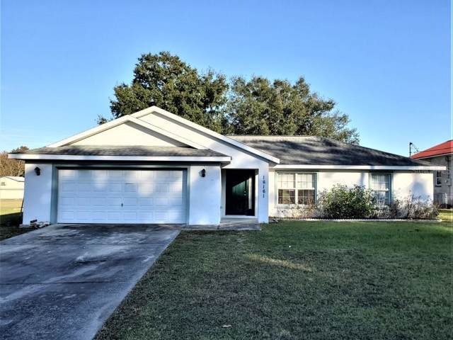 16161 SE 94TH Terrace, Summerfield, FL 34491 (MLS #G5023474) :: The Duncan Duo Team